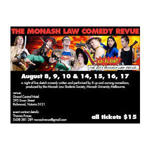 2013 Monash Law Revue